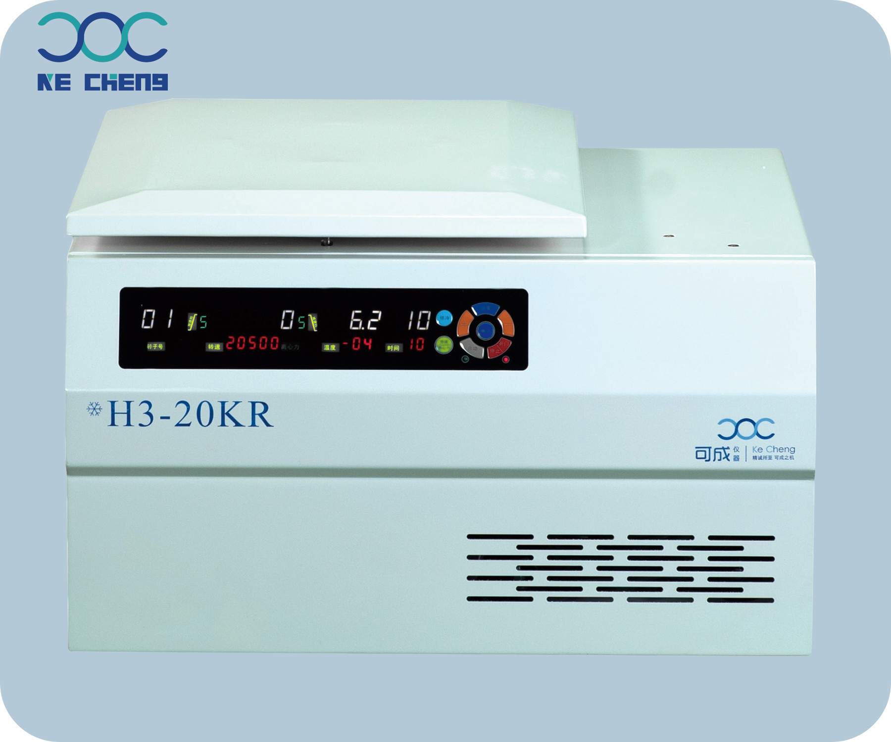 H3-20KR High Speed Refrigerated Centrifuge
